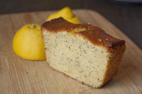 Cake au citron Label' Rousse