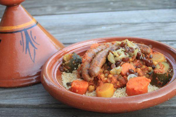 Couscous Merguez Label Rousse