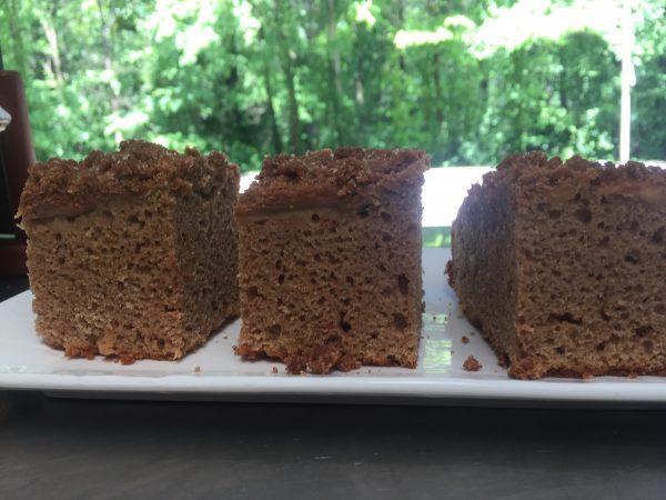 Gâteau Pommes Cannelle Label Rousse