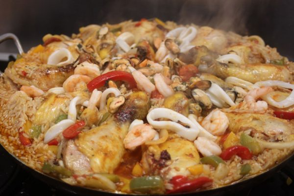 paella Label Rousse